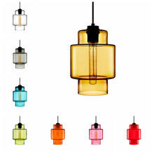 Modern Hand Blown Glass Pendant Light Restaurant Pendant Lighting Fashion Style (5107101)