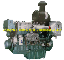 330HP 1500RPM Yuchai marine propulsion diesel boat main engine (YC6T330C)