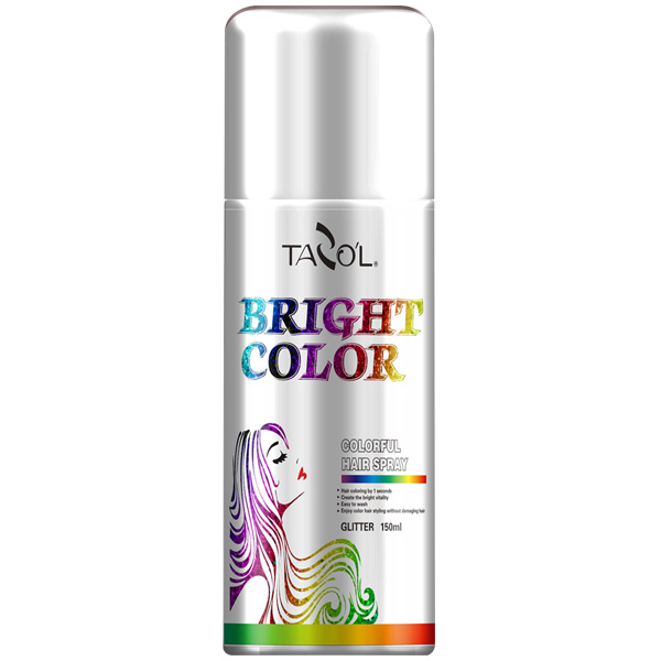 2016 Newest Bright Colorful Hair Spray for hair style