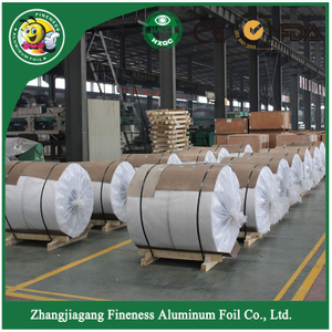 Bottom Price New Arrival Aluminium Foil Packing Roll