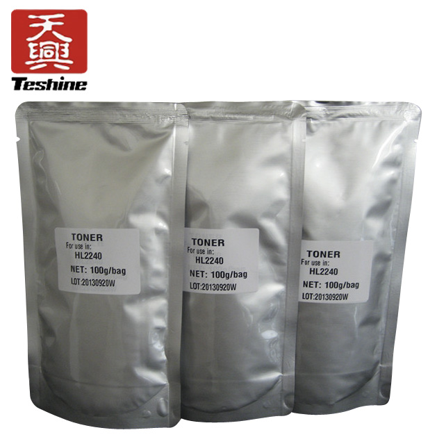 Universal Compatible Toner Powder for Use in Brother Tn-410/420/450/2215/2225/2230