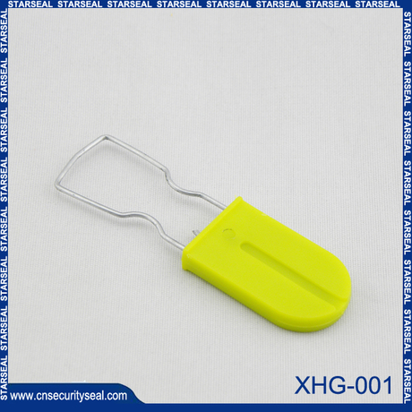 Plastic security tags