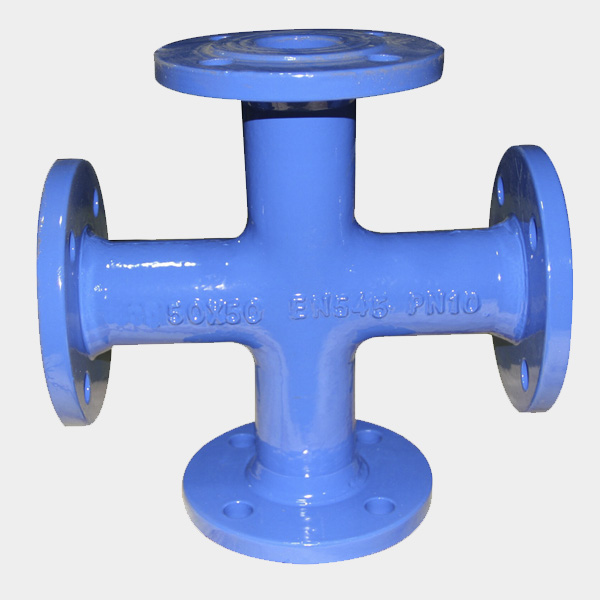All Flange Cross