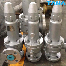 Low lift Spring-Loaded pressure Safety relief Valve