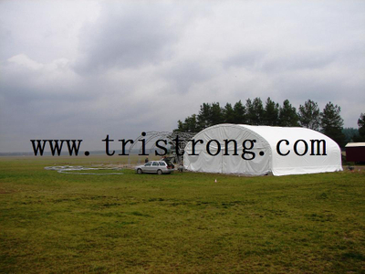 Aircraft Hangar, Large Portable Shelter, Large Carport, Tent (TSU-4530, TSU-4536)