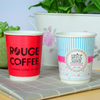 China Manufacturer Disposable Double Wall Paper Cup