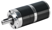 62mm Round Brushless DC Gear Motor