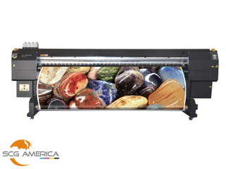 AE3200-S2 128'' Eco-Solvent Printer With Dual DX5 Head