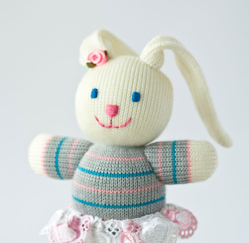 Knitted Patterns Baby Doll Animal Knits For Kids - Buy knitted ...