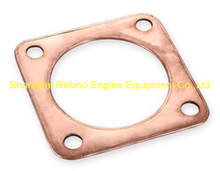 N21-10-200 exhaust pipe gasket Ningdong engine part for N210 N6210 N8210