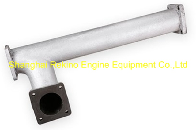 8L250-10-008 Exhaust manifold of cylinder No.1 upper Zichai engine parts L250 LB250 LC250