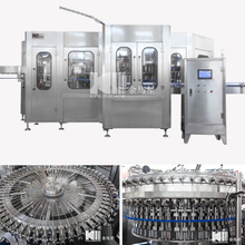 DCGF 60-60-15 Carbonated Drink 3-in-1 Filling Machine