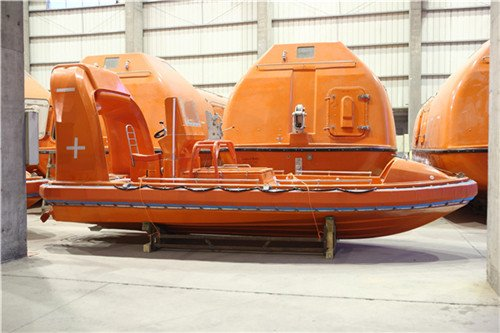 Fast Rescue Boat with Diesel Engine