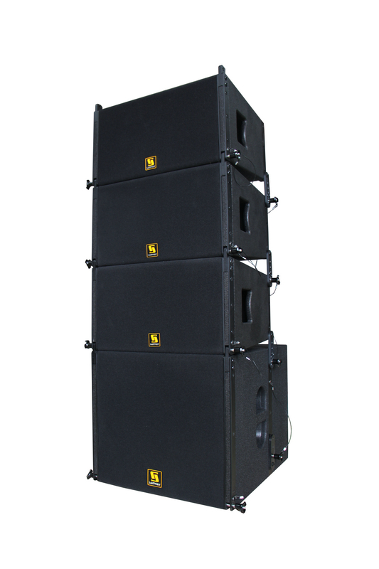 VR10&S30 Powered Line Array System