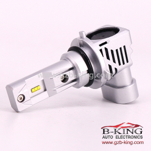 M3 haogen bulb size 9006 6000lm car philips zes led headlight