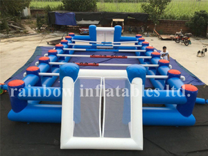 RB10016-1(12x6x1.2m) Inflatable Human Table Football