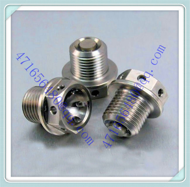 Domeless titanium nail gr2 ti nail 14mm &18mm male joint smoking pipe parts