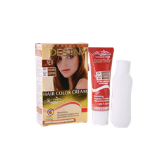 Destiny 8.34 Golden Copper Hair Color Cream