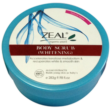 2016 Zeal Whitening Vitamin E Body Scrub