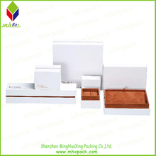 Light Color Printing Set Jewelry Paper Box
