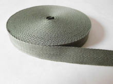 20mm Cotton webbing for garment&accessories