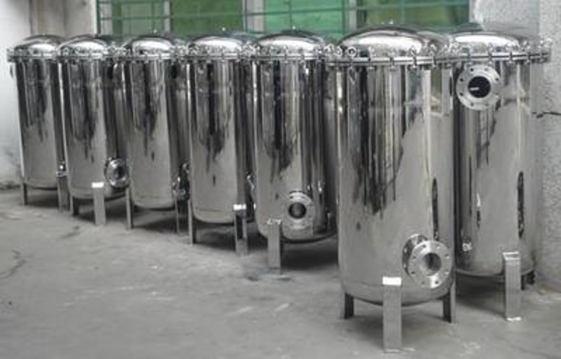 Stainless Steel Bag Type Filter