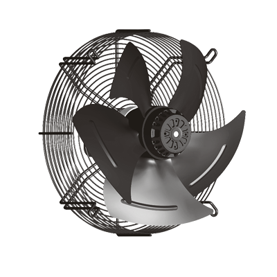 China Axial Fan With External Rotor Motors Fan Motor Ac