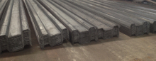Trench Steel Sheet Piling