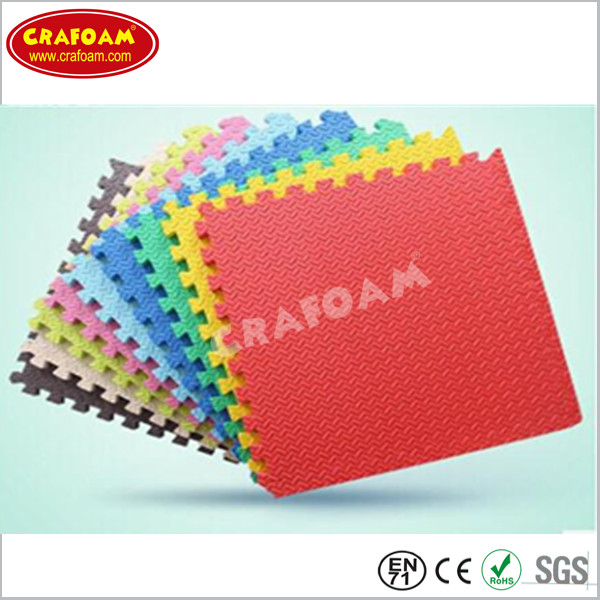 EVA Foam Plain Mat