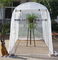 Flower House, Garden Tool, Garden Shed, Greenhouse (TSU-162G)