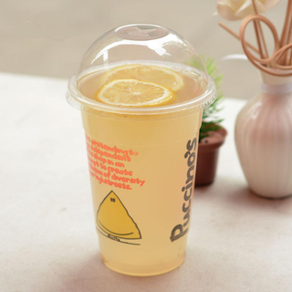 High Clear PP Dome Lid for Disposable Plastic Cup