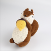 Hand Knitted squirrel