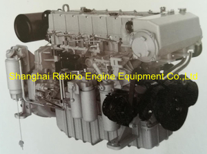 Weichai WP7C278-21 marine propulsion diesel engine for yacht 278HP 2100RPM