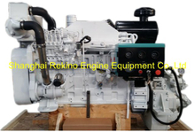 Cummins 6CTA8.3-M205 rebuilt reconstructed marine diesel engine with gearbox (205HP 2200RPM)