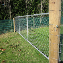 Animal Deer Ranch Chainlink Mesh Fence Gate