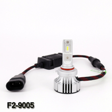 9-32V F2 9005 6000lm 6000K slim car fog light
