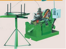 Thread rolling machine from Crystal
