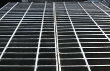 Special Steel Grating--Round Bar Welded