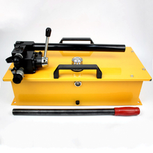 Manual Hydraulic Pump with16L oil capacity