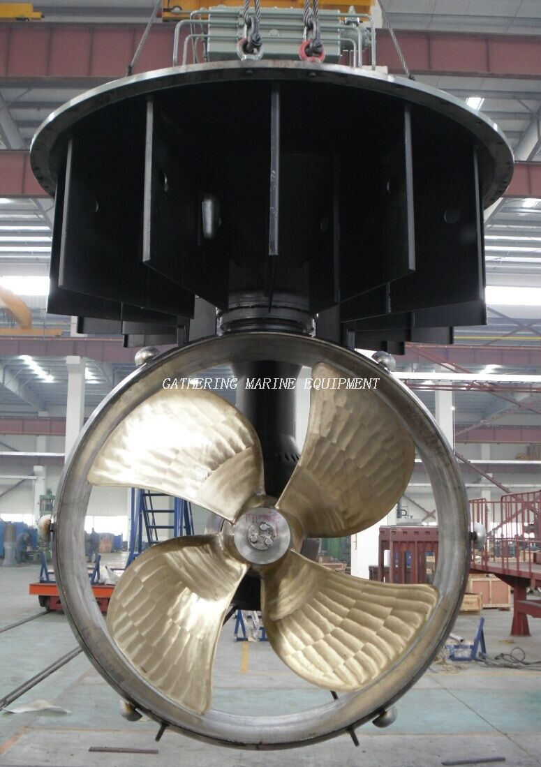 Transom installation - Buy Marine Azimuth Thruster Product