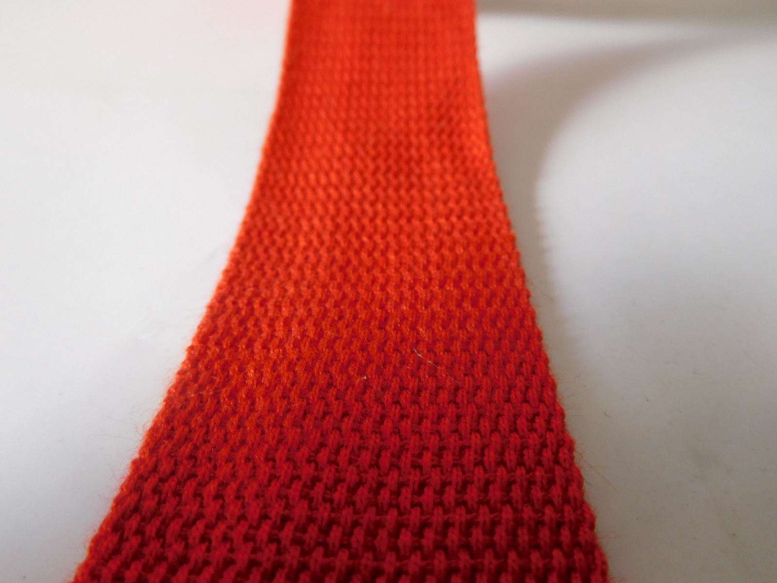 35mm red polyester webbing for garment accessories