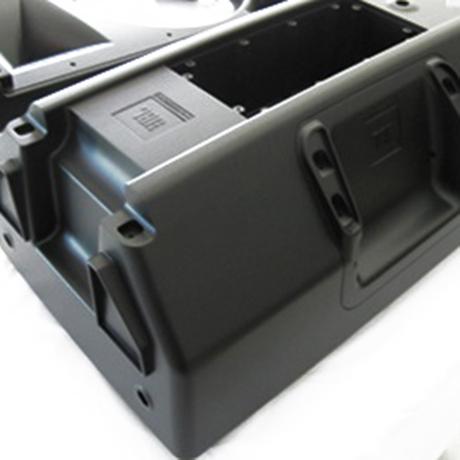 Plastic prototype accessories for Office Equipment