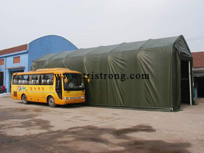 Tent, Bus Shelter, Bus Parking Carport, Bus Shed (TSU-1832/1850/1865)