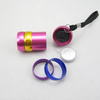 Colorful Body 6 LED Flashlight