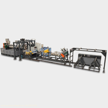 MX-1000E Seven Layer Plastic Sheet Extruder