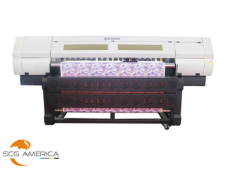 GD1800CR-TX 72'' Subliamtion Printer With Four GEN5 Print Heads