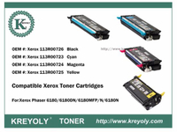 Compatible Xerox Phaser 6180 Toner