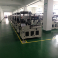 No.6 sales dept​ visied our strategic partnership manufacturer to study the automatic shrink packing machine.