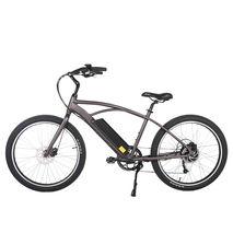 torque sensor beach cruise electric bike