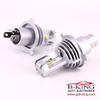 M3 haogen bulb size H4 6000lm car zes led headlight